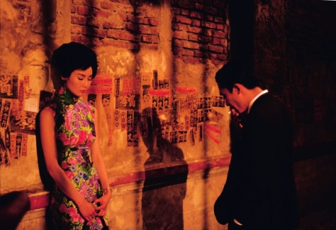 """A scene from Wong Kar-Wei's """"In the Mood for Love"""", a Miramax Film Production."""