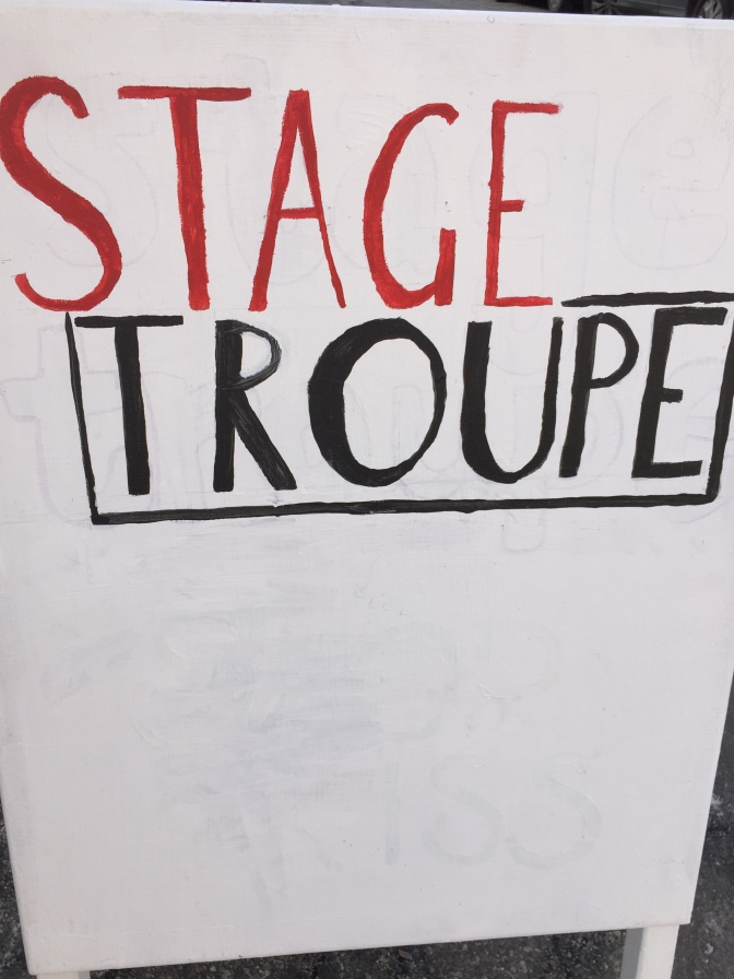 Stage Troupe Interview