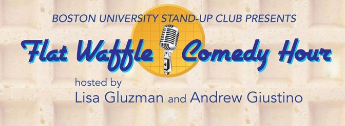 Flat Waffle Offers Stage for Young Comedians